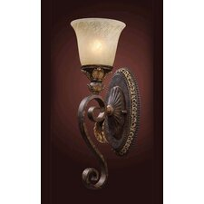 Trump Home Regency 1 Light Wall Sconce