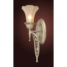Trump Home Central Park Chelsea 1 Light Wall Sconce
