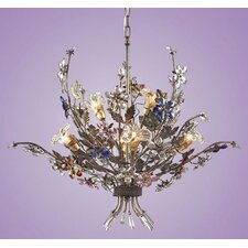 Brillare 6 Light Chandelier