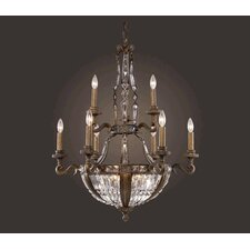 <strong>Elk Lighting</strong> Trump Home Millwood 15 Light Candle Chandelier