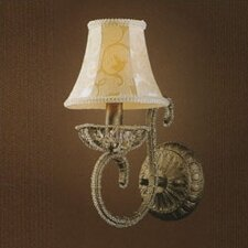 Elizabethan 1 Light Wall Sconce