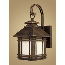 Blackwell 1 Light Outdoor Wall Lantern