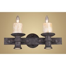 Cambridge 2 Light Wall Sconce