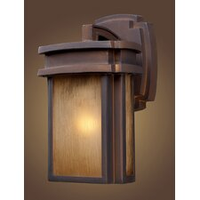 Sedona 1 Light Outdoor Wall Lantern