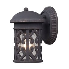 Tuscany Coast 1 Light Outdoor Wall Lantern