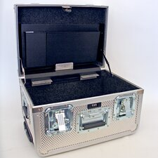 Aluminum Guardsman ATA Tool Case with Wheels and Telescoping Handle