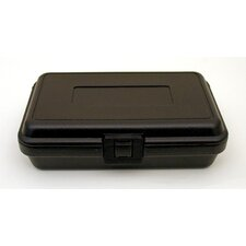 <strong>Platt</strong> Blow Molded Case without Handle in Black: 5 x 8 x 2.25