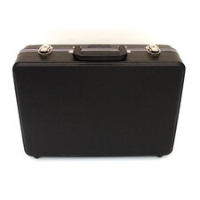 Light Duty ABS Case in Black: 12.5 x 17.25 x 5.5