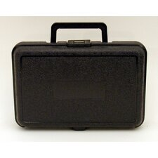 Blow Molded Case in Black: 7 x 10.5 x 3