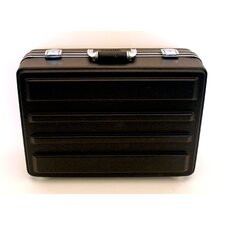 Heavy-Duty Polyethylene Case in Black: 13.75 x 19.63 x 7