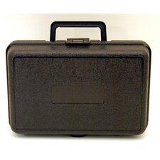 Blow Molded Case in Black: 7.5 x 11.31 x 3.75