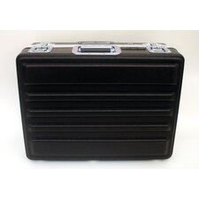 Heavy-Duty ATA Case with Recessed Hardware in Black: 17 x 22 x 10.25
