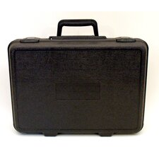 <strong>Platt</strong> Blow Molded Case in Black: 11.5 x 16 x 4.38