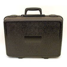 Blow Molded Case in Black: 13 x 18 x 6.5