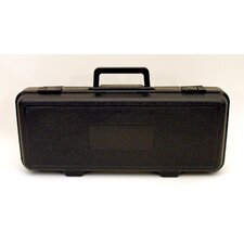 Blow Molded Case in Black: 7 x 17 x 3.25