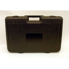 Blow Molded Case in Black: 15 x 23 x 4.31