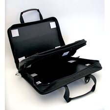 Nylon Zipper Tool Case in Black - No Pallets: 13.25 x 18.25 x 7