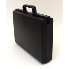 Slick Small Attache Case in Black