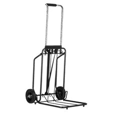 <strong>Platt</strong> Cart in Black: 27 x 17 x 8