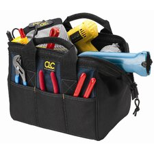 "CLC Tool Bag: 23 Pocket - 12"" Standard BigMouth Bag: 9"" H x 18"" W x 7"" D"