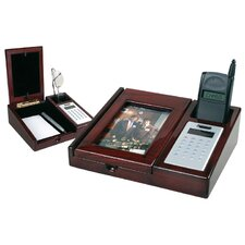 Desk Organizer with Calculator