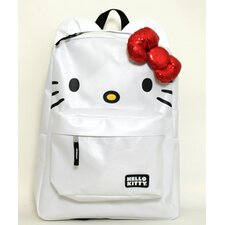 Backpack with Ears in White