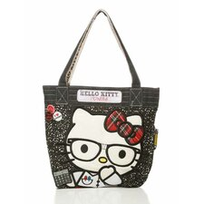Hello Kitty Nerds Composition Tote Bag