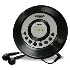 Personal CD Player with Bass Boost