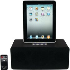 iPad/ iPod/ iPhone Universal Docking Speaker Station