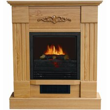 Winchester II Compact Electric Fireplace