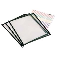 "Replacement Sleeves,for Masterview System,13""x11""x4"",6 per Pack"