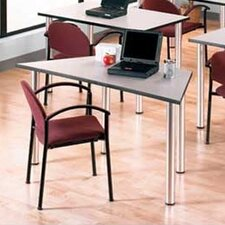 Aspen Trapezoid Training Table