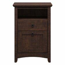 Buena Vista 2-Drawer Pedestal Filing Cabinet
