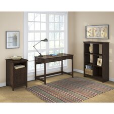 Buena Vista Standard Desk Office Suite