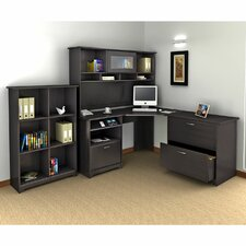 Cabot Corner Desk Office Suite