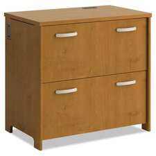 Envoy Series Two-Drawer Lateral File