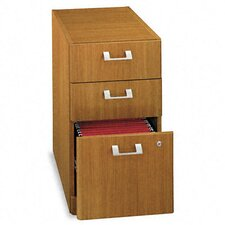 <strong>Bush Industries</strong> Quantum 3-Drawer File w/Lock, 15-3/4w x19-1/4d x 28-5/8h, Modern CY