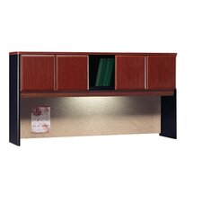 Series A  Desk Hutch