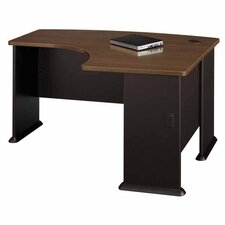 Series A L-Bow Desk