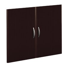 <strong>Bush Industries</strong> Series C: Half Height Door Kit (2-Doors)