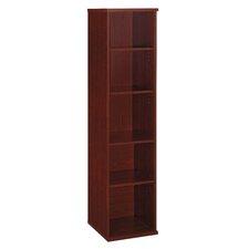 """Series C 72.8"""" Bookcase I"""
