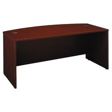 Series C Bow Front Desk