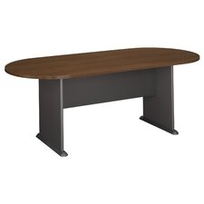 Series A 6.9' Racetrack Conference Table