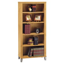 "<strong>Bush Industries</strong> Somerset 65.25"" Bookcase"