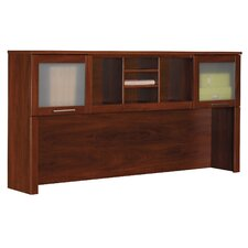 "<strong>Bush Industries</strong> Somerset 35.8"" H x  71"" W  Desk Hutch"