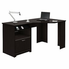 <strong>Bush Industries</strong> Cabot Corner Desk