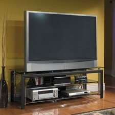 "<strong>Bush Industries</strong> Midnight Mist 60"" TV Stand"
