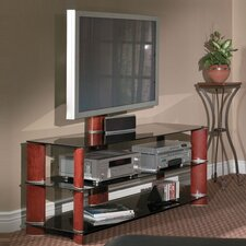 "Segments 57"" Swivel TV Stand"