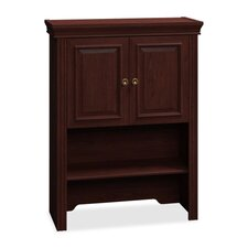 "<strong>Bush Industries</strong> Syndicate 41.25"" H x  32"" W Desk Hutch"