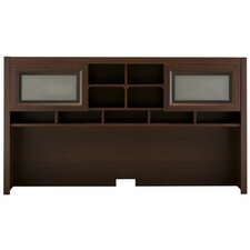 "Achieve 39.49"" H x 70"" W Desk Hutch"